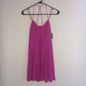 Express Pink cocktail dress brand new